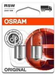 Osram Žárovka typ R5W, 24V, 5W, Standard