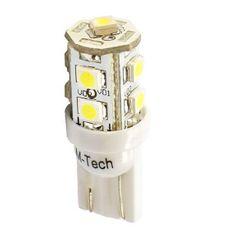 M-Tech LED žárovky - bílá, typ W5W, 0,7W