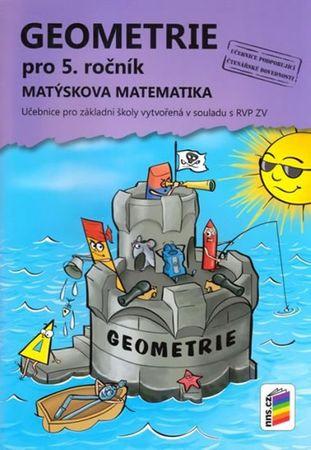 Geometrie pro 5. ročník (učebnice) - Matýskova matematika