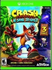 Crash Bandicoot N.Sane Trilogy (XONE)
