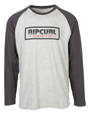 Rip Curl férfi póló Bigmama Box M szürke