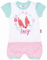 2be3 dívčí overal Foxy