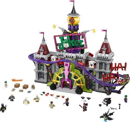 LEGO Batman Movie 70922 Jokerjevo prebivališče