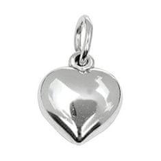 Brilio Silver Srebro wisiorek Serce 441 001 00014 04 - 1,47 g srebro 925/1000