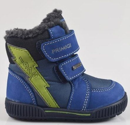 Primigi fantovski zimski čevlji 21, modri