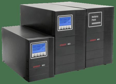 Effekta brezprekinitveno napajanje MCI 3000, Online 3000VA/2700W Tower