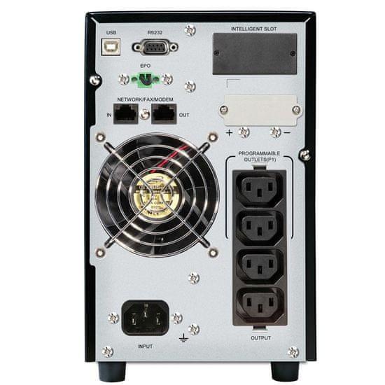 PowerWalker UPS brezprekinitveno napajanje Online VFI1000 CG PF1, 1000W