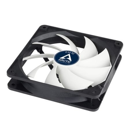 Arctic ventilator F12 TC 120 mm 3-pin