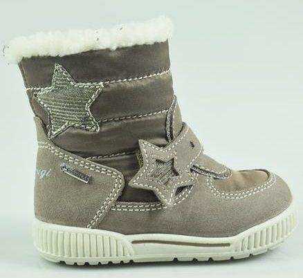 5958bdb18fc Primigi dívčí zimní obuv 26 šedá