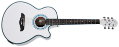 Oscar Schmidt OG10CEWH-A-U Elektroakustická kytara