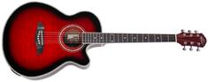 Oscar Schmidt OG10CEFTR-A-U Elektroakustická kytara