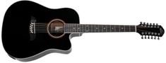 Oscar Schmidt OD312CEB-A-U Dvanáctistrunná elektroakustická kytara