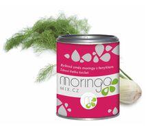 Moringa MIX Bylinná směs moringy s fenyklem 100 g