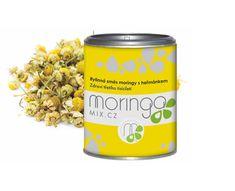 Moringa MIX Bylinná směs moringy s heřmánkem 100 g