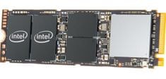 Intel SSD disk 760p Series 512 GB, M.2, PCIe NVMe
