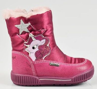 Primigi dekliški zimski čevlji 25, roza