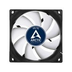 Arctic ventilator F8 TC 80mm 3-pin