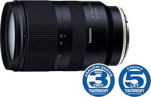 Tamron objektiv 28-75mm f/2.8 Di III RXD (Sony)