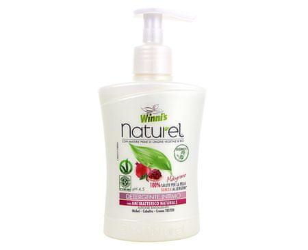 NATUREL Sapone Intimo Melograno tekuté mydlo pre intímnu hygienu s granátovým jablkom 250 ml