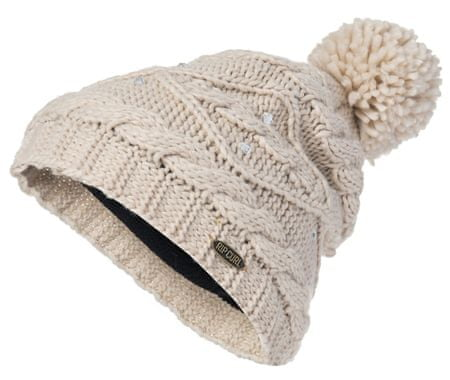 Rip Curl női bézs Knit Pow sapka
