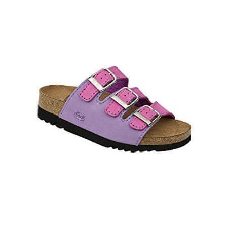 Scholl Zdravotní obuv RIO AD - fuchsiová/lila (Velikost vel. 41)