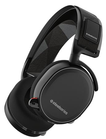 SteelSeries gaming slušalke Arctis 7, črne