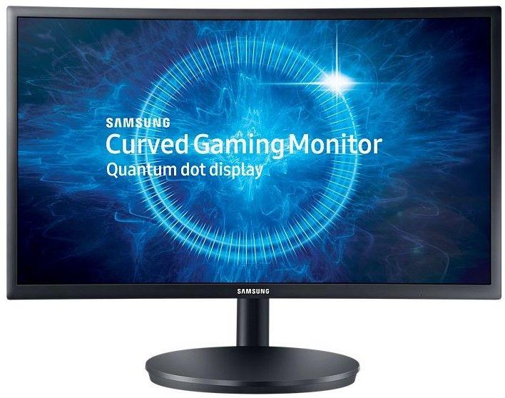 Samsung C24FG70 (LC24FG70FQUXEN) + hra Battlefield 1