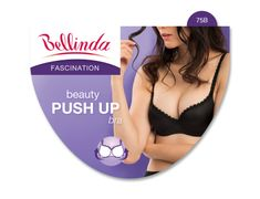 Bellinda BEAUTY PUSH UP BRA