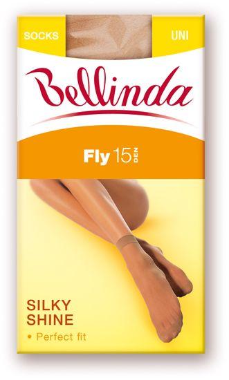 Bellinda silonkové ponožky BE202025 FLY SOCKS 15 DEN