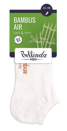 Bellinda BAMBUS AIR IN-SHOE SOCKS bílá 39 - 42  342bd0904a