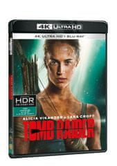 Tomb Raider (2 disky) - Blu-ray + 4K ULTRA HD