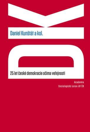 Kunštát Daniel: 25 let české demokracie očima veřejnosti
