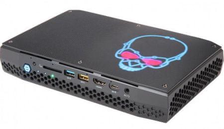 Intel nettop NUC Kit NUC8i7HNK