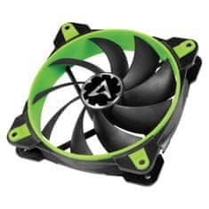 Arctic ventilator BioniX F120 PWM PST, 120 mm 4-pin, zelen