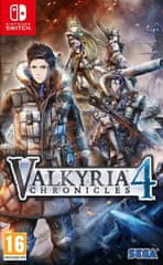 Atlus igra Valkyria Chronicles 4 Launch Edition (Switch) – datum izida 25.9.2018