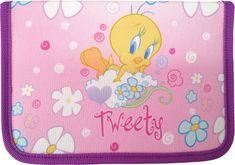 Looney Tunes peresnica Tweety, 2 preklopa, prazna