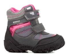 Geox dekliški zimski škornji Gulp