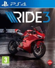 Milestone igra Ride 3 (PS4)