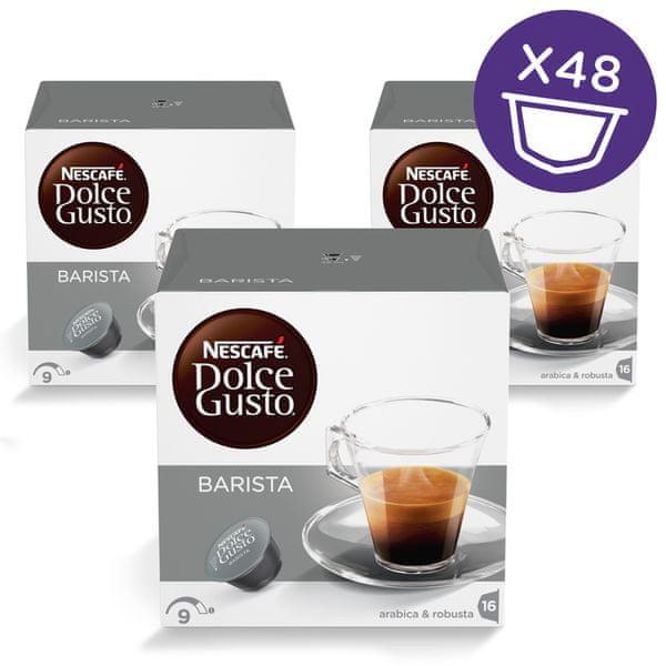 NESCAFÉ Dolce Gusto® kávové kapsle Espresso Barista 3balení