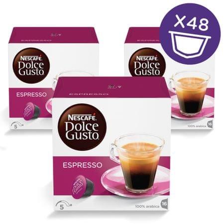 NESCAFÉ Dolce Gusto® kávové kapsle Espresso 3balení