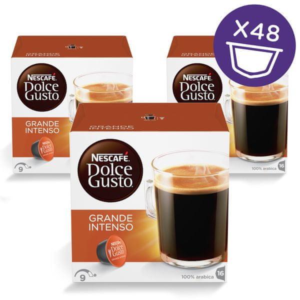 NESCAFÉ Dolce Gusto® kávové kapsle Grande Intenso 3balení