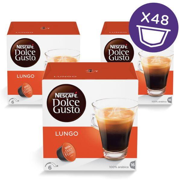 NESCAFÉ DOLCE GUSTO CAFFE LUNGO 3balení db2c81d25e