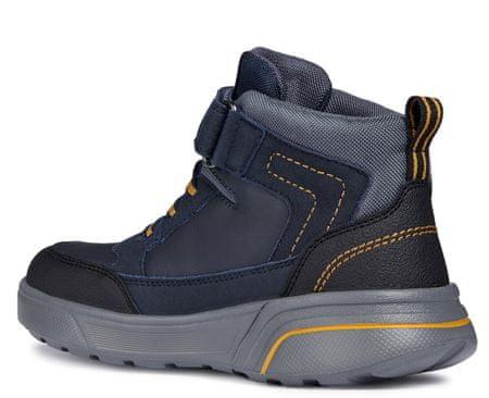 0874af350 Geox chlapčenské zimné topánky Sveggen 30 modrá | MALL.SK