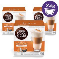 NESCAFÉ Dolce Gusto® kávové kapsle Caramel Macchiato 3balení
