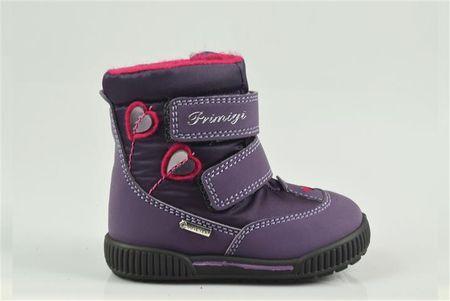 Primigi dekliški zimski čevlji 23, vijolični