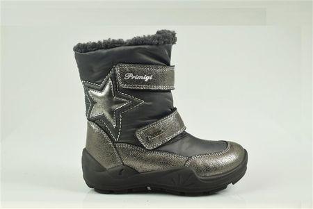 Primigi dekliški zimski čevlji 25, sivi