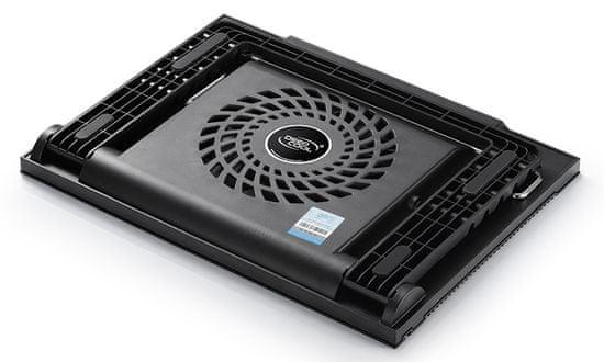 DEEPCOOL hladilnik N9BLACK, črn