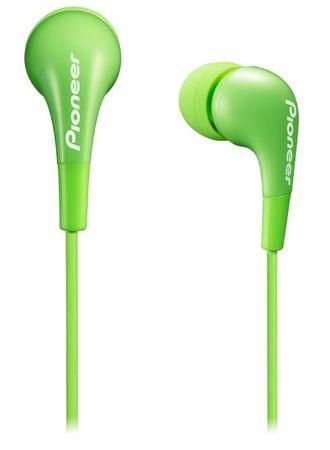 Pioneer SE-CL502 Fülhallgató, Zöld