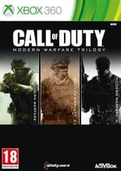 Activision Call of Duty Modern Warfare Coll. Trilogy Xbox 360
