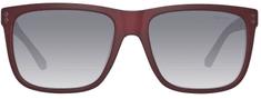 Gant muške sunčane naočale crvena